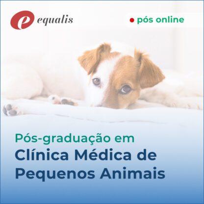 Pós Graduação Clínica Médica de Pequenos Animais
